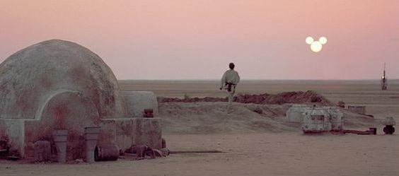 Parodia de Star Wars