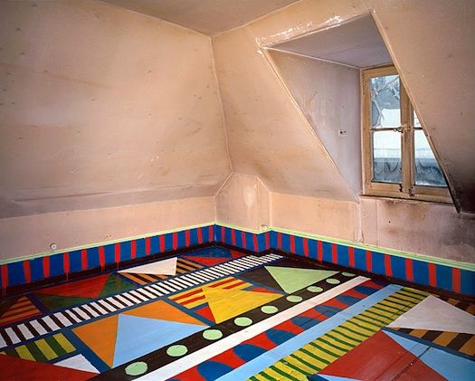 fab (and daring) painted floors (1)