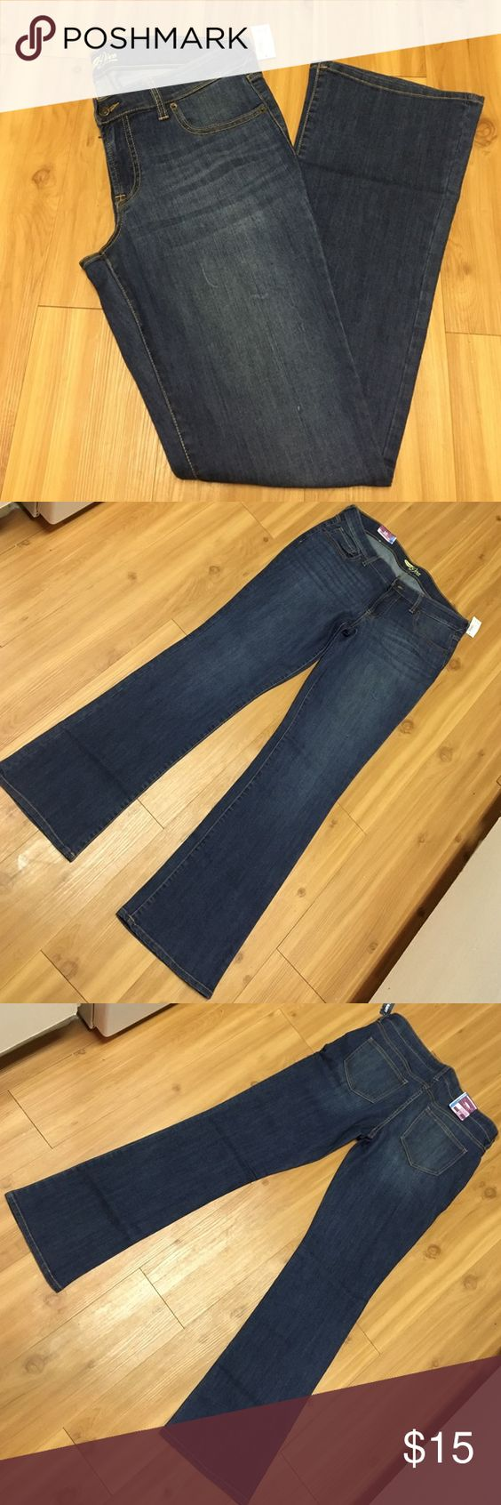 """Boot-Cut Jeans(11) Boot-Cut Jeans inseam 31"""" Old Navy Jeans Boot Cut"""