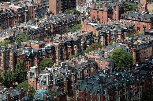 Backbay, Boston