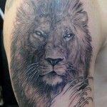 Significado da Tatuagem de Leão
