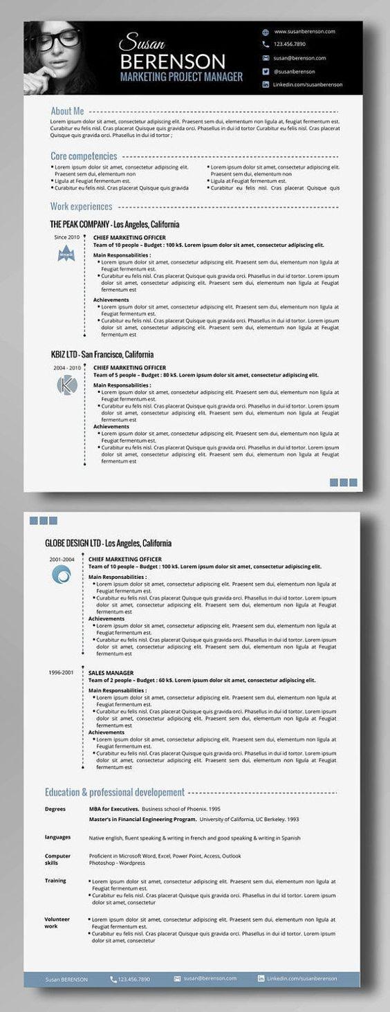 Updated Resume Format       What s NEW  Kickresume Blog