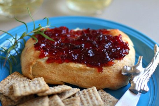 Savory Cream Cheese Pastry Appetizer