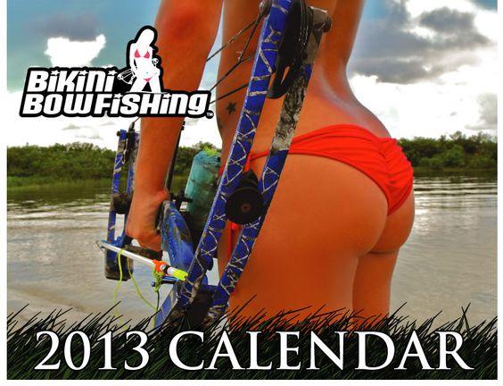 bikini bowfishing calendar - photo #28