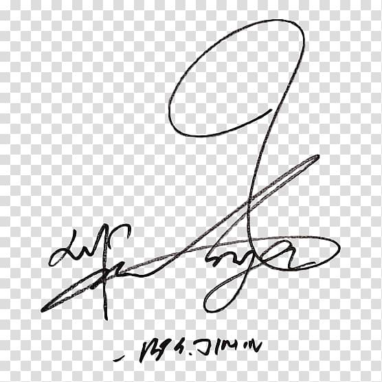 Bts Signature Wiki Singer Love Yourself Her Others Transparent Background Png Clipart Bts Signatures Transparent Background Clip Art
