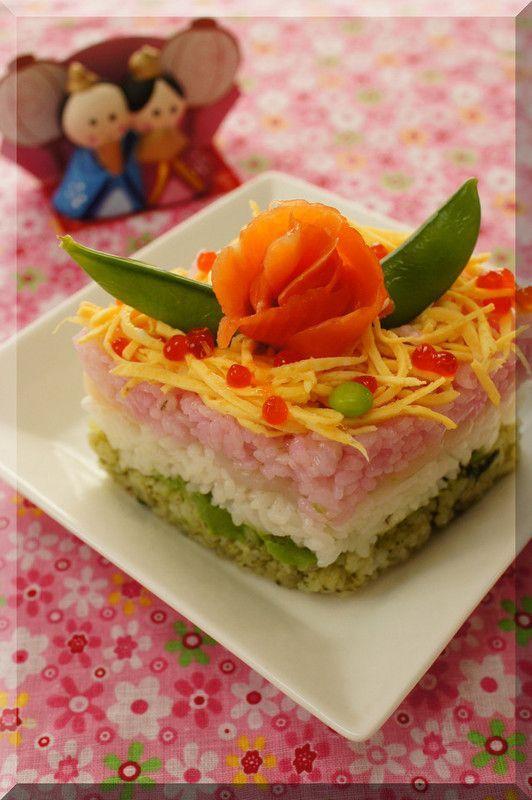 三月三日のひな祭りに是非作りたい、かわいいちらし寿司のアイデアを「8」個ご紹介します!女の子のための日に雛飾りと一緒にかわいいちらし寿司を作れば喜ばれること間違い無し!お子さんがいる方は必見です♫
