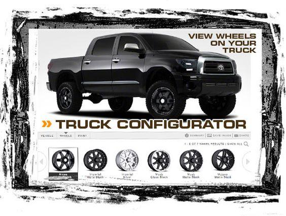 "Dodge Ram ""Truck Configurator"""