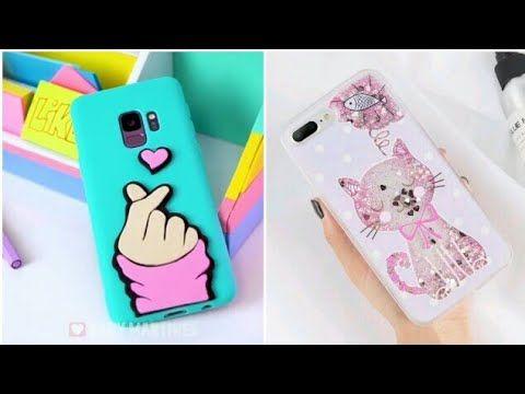 لا تشتري كفرات هواتف باهضة الثمن بل إصنعيها بنفسك في البيت بأدوات بسيطة Diy Phone Case Youtube Diy Phone Case Diy Phone Phone Hacks
