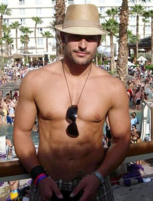 Afternoon eye candy: Joe Manganiello (28 photos)