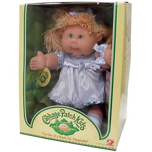 cabbage patch kids cabbages the box and ugly dolls. Black Bedroom Furniture Sets. Home Design Ideas