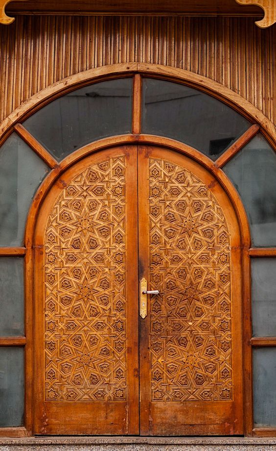 Jeddah, Saudi Arabia / view beautiful custom door hardware handcrafted by master artisans