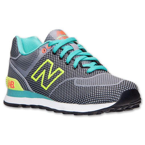 new balance 574 yellow women