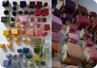 house of origin'scolored cake.