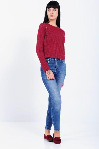Bluz Fermuar Detay Bordo Bluz Modern Stil Kaliplari Gotik Dikis Spor Cool Klasik Kadin Gunluk Kislik Magaza Kisa Moda Modell Fermuar Moda Bluz