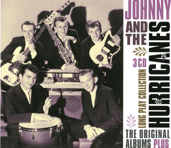 Johnny & The Hurricanes - Long Play Collection: The Original Albums Plus
