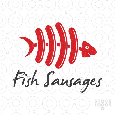 Fish Sausages