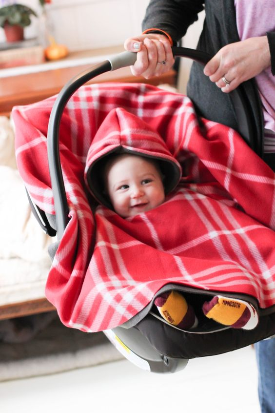 Baby Ponchos Made in MN $30 http://greatlakesmade.com