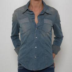 Camicia di jeans Please - C416CV7OL