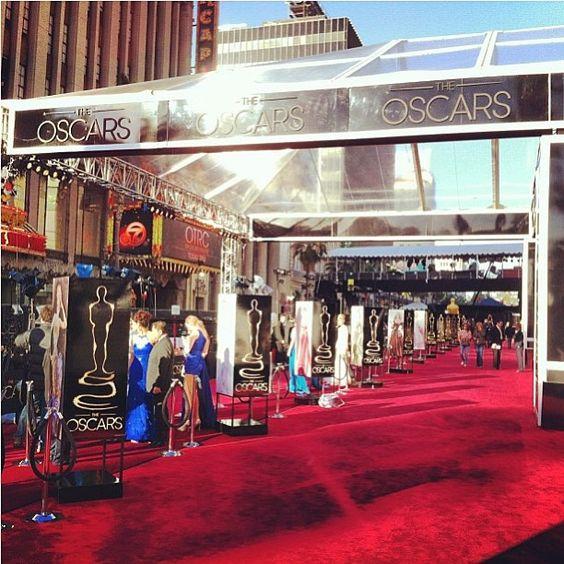 #Oscars #Oscar2013 tapete vermelho