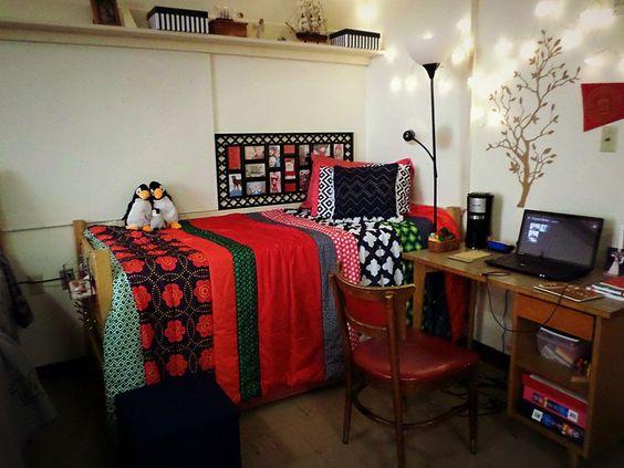 Dorm And Dorm Room On Pinterest