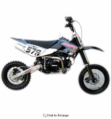 Ssr 150tx Deluxe Pit Bike Dirt Bike Motorcycle Free Shipping