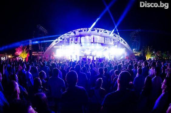 YALTA CLUB Sofia & CACAO BEACH Sunny Beach presents SOLAR SUMMER FESTIVAL 2013 Party Night with LOCO DICE, ROBERT DIETZ & ENZO SIRAGUSA 03.08.2013