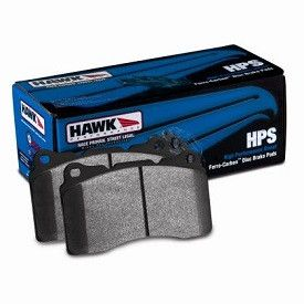 Hawk HP+ Street Rear Brake Pads