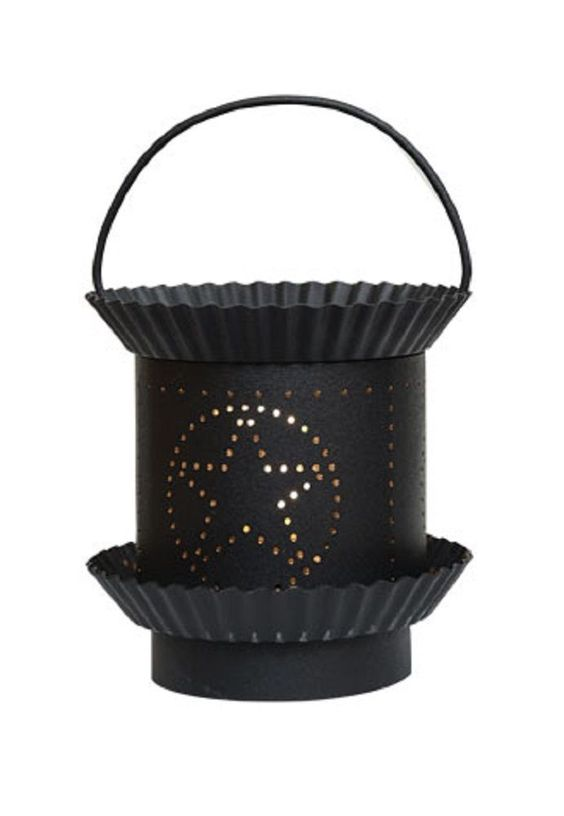 Black Star Electric Tart Warmer Scent Country Cabin Coastal Decor #Unbranded #CountryCabinCoastal