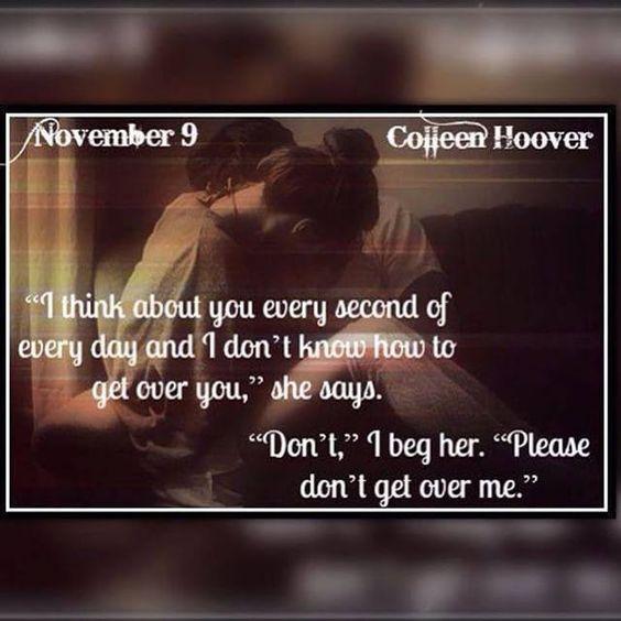 november 9: