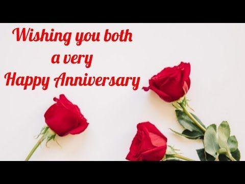 Happy Wedding Anniversary Wishes Whatsapp Video Greetings Animation Happy Wedding Anniversary Wishes Anniversary Wishes For Friends Wedding Anniversary Wishes