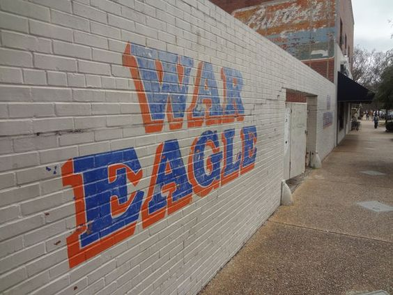 10 things we have to explain to out-of-towners about #Auburn University