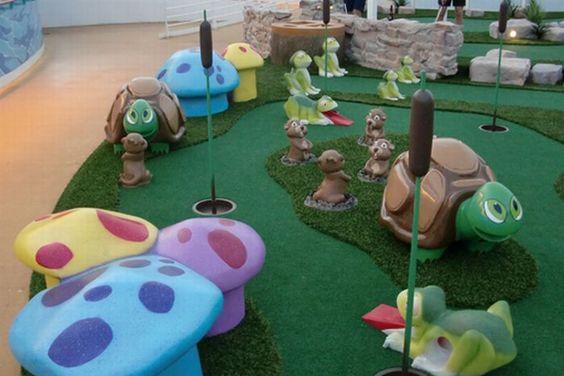 turtle Garden Hole