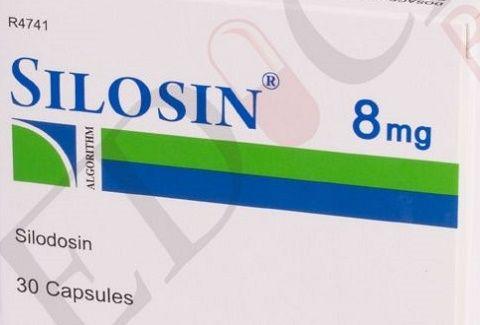 Silosin 8 Mg Capsules Capsule Pie Chart Chart