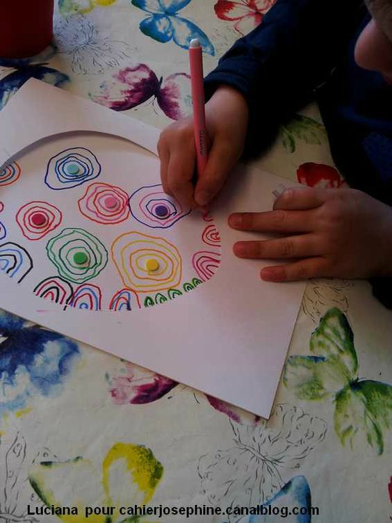 idée pour décorer un oeuf  Pâques  Pinterest  Printemps et ...