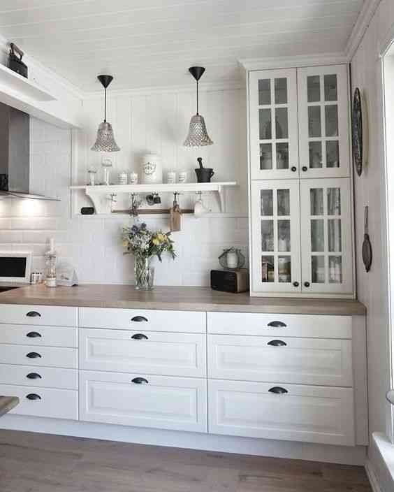 Ikea Cuisine Savedal Idee Deco Cuisine Cuisines Deco Cuisine