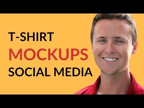 Download Placeit T Shirt Mockups For Social Media Youtube