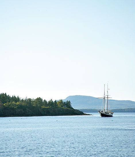 Maine wind jammer: Anchors Aweigh, Things Maine Ish, Bucket List, Destination Maine, Ocean, Places, Favorite, Boating America