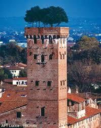 Lucca. Toskana.