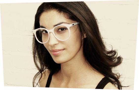 prism london glasses in pale grey