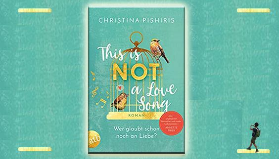 Christina Pishiris: This is not a Love Song