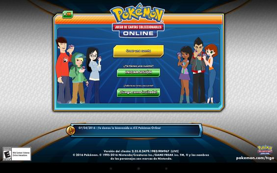 Pokemon Trading Card Online acaba de entrar en fase Beta abierta