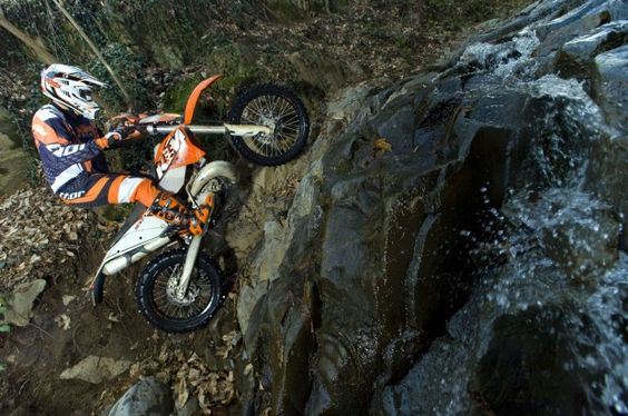 Extreme Dirtbiking at Hell's Gate Track:   http://www.xtremespots.com/motor-sports/extreme-motor-sports/hells-gate-track-barga/