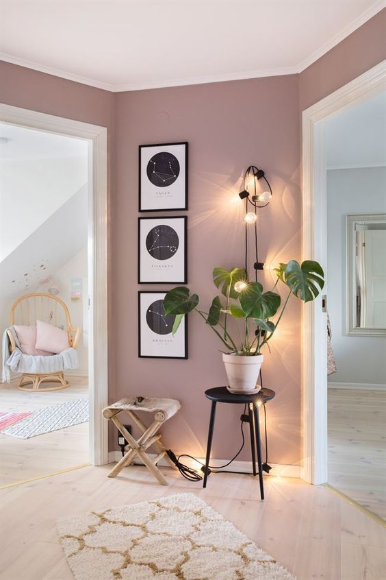 La rénovation d'une maison en couleurs pastel - PLANETE DECO a homes world