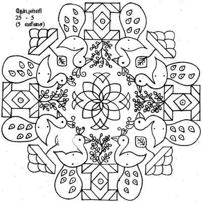 Kolam Designer