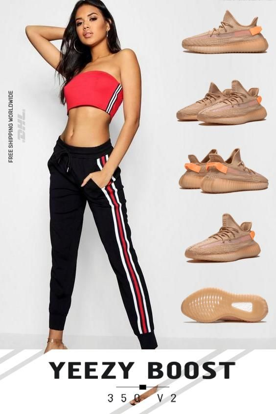 Buy womens size Adidas Yeezy Boost 350 V2 Clay with | Adidas