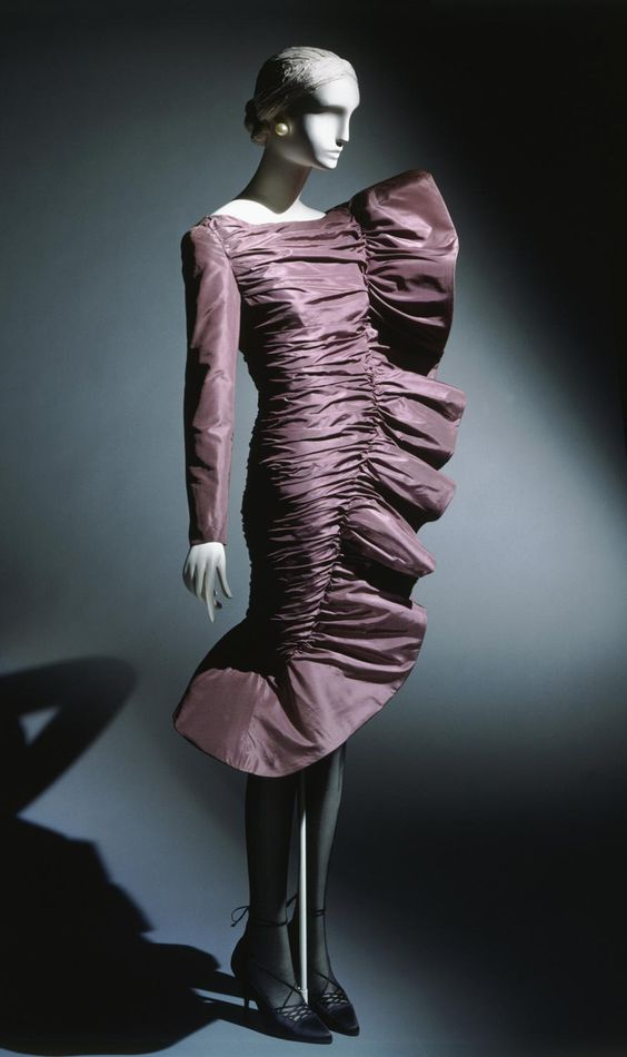 Evening dress Pierre Cardin 1987