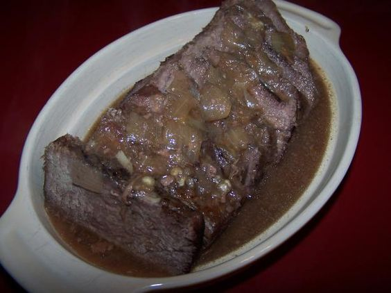10 Best Eye Round Roast Crock Pot Recipes - Yummly