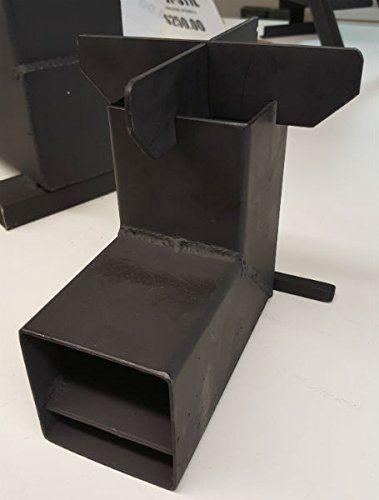 Portable back pack rocket stove shtfandgo rokets for Portable rocket stove heater