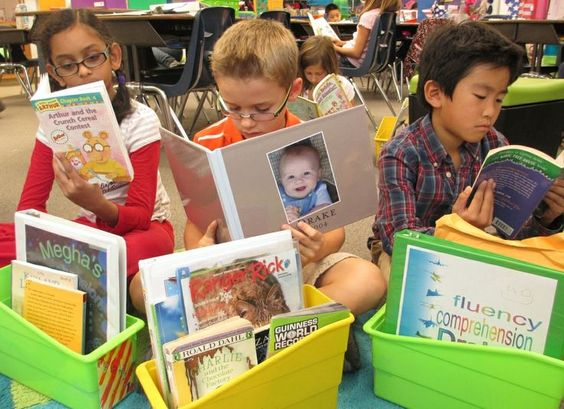Rethinking the Book Box-  great article on how to effectively use a book box