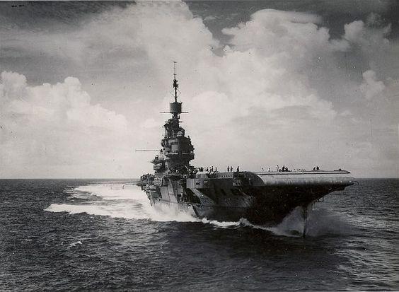 HMS Illustrious 1944